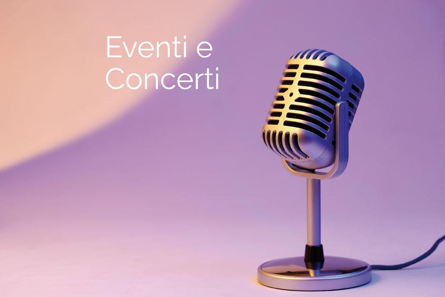 Eventi e concerti